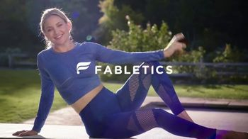 Fabletics.com Cyber Week Sale TV Spot, 'Cute and Functional: Two for $24' Featuring Kate Hudson