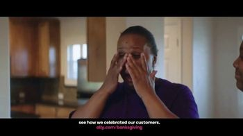 Ally Bank TV Spot, 'Happy Banksgiving' Song by Wilco - Thumbnail 9