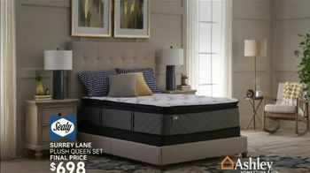 Ashley HomeStore Black Friday Mattress Sale TV Spot, 'Save $1,000' Song by Midnight Riot - Thumbnail 5