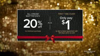 American Signature Furniture Black Friday Sale TV Spot, '20 Percent Off Dream Mattresses' - Thumbnail 3