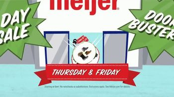 Meijer Black Friday Two Day Sale TV Spot, 'Twice as Nice' - Thumbnail 6