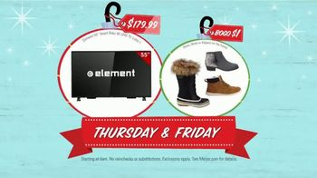 Meijer Black Friday Two Day Sale TV Spot, 'Twice as Nice' - Thumbnail 7