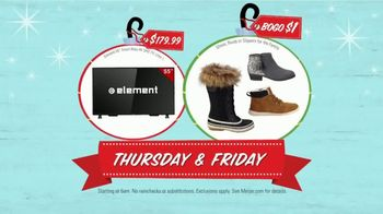 Meijer Black Friday Two Day Sale TV Spot, 'Twice as Nice' - Thumbnail 8