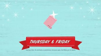 Meijer Black Friday Two Day Sale TV Spot, 'Twice as Nice' - Thumbnail 9