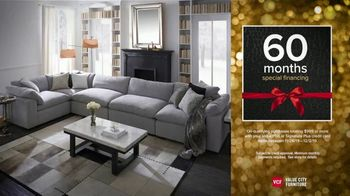 Value City Furniture Black Friday Sale TV Spot, 'Biggest & Best: Free Ottomans' - Thumbnail 3