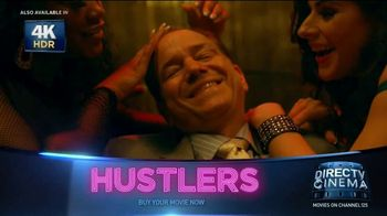 DIRECTV Cinema TV Spot, 'Hustlers'