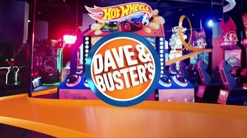 Dave and Buster's TV Spot, 'All-New Hot Wheels King of the Road Game + Play 5 Group Games Free' - Thumbnail 1