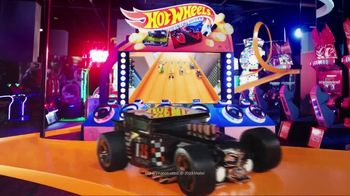 Dave and Buster's TV Spot, 'All-New Hot Wheels King of the Road Game + Play 5 Group Games Free'
