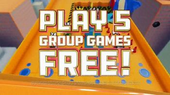 Dave and Buster's TV Spot, 'All-New Hot Wheels King of the Road Game + Play 5 Group Games Free' - Thumbnail 5