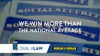 Morgan & Morgan Law Firm TV Spot, 'Social Security' - Thumbnail 4