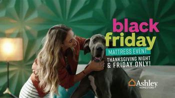 Ashley HomeStore Black Friday Mattress Event TV Spot, 'Tempur-Pedic' Song by Midnight Riot - Thumbnail 2