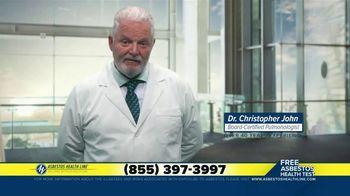 Asbestos Health Line TV Spot, 'Commercial Construction'
