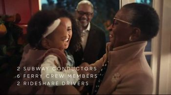 MassMutual TV Spot, 'Holiday Journey Home' - Thumbnail 7