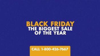 1-800-HANSONS Black Friday Sale TV Spot, 'No Interest Until 2021'