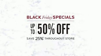 Bassett Black Friday Sale TV Spot, 'Accent Chairs, Dining Set and Recliners' - Thumbnail 1