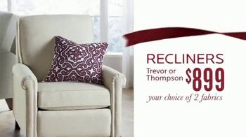 Black Friday Sale: Accent Chairs, Dining Set and Recliners thumbnail