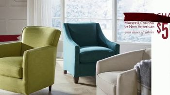 Bassett Black Friday Sale TV Spot, 'Accent Chairs, Dining Set and Recliners' - Thumbnail 5