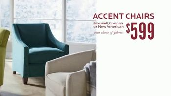 Bassett Black Friday Sale TV Spot, 'Accent Chairs, Dining Set and Recliners' - Thumbnail 6