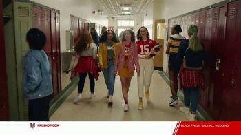 NFL Shop Black Friday Sale TV Spot, 'Show Your Colors' - Thumbnail 7