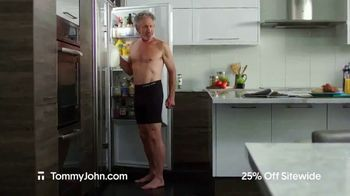 Tommy John Black Friday TV Spot, '25% Off Sitewide' - Thumbnail 1