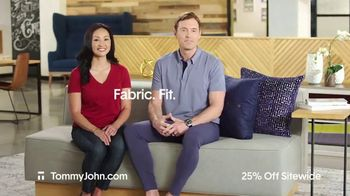 Tommy John Black Friday TV Spot, '25% Off Sitewide' - Thumbnail 3