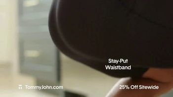 Tommy John Black Friday TV Spot, '25% Off Sitewide' - Thumbnail 4