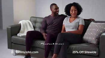 Tommy John Black Friday TV Spot, '25% Off Sitewide' - Thumbnail 5