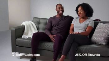 Tommy John Black Friday TV Spot, '25% Off Sitewide' - Thumbnail 6