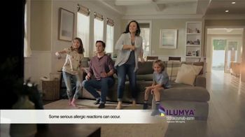 Ilumya TV Spot, 'Playing Wii' - 5443 commercial airings