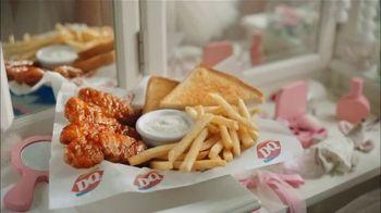 Dairy Queen Sauced & Tossed Chicken Strip Baskets TV Spot, 'Sauce Boss' - Thumbnail 3