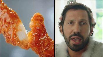 Dairy Queen Sauced & Tossed Chicken Strip Baskets TV Spot, 'Sauce Boss' - Thumbnail 7