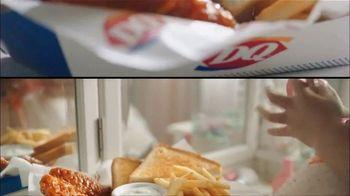 Dairy Queen Sauced & Tossed Chicken Strip Baskets TV Spot, 'Sauce Boss' - Thumbnail 8