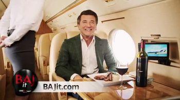 ONEflight International BAJit TV Spot, 'What's Your Time Worth? Featuring Robert Herjavec