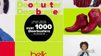 Belk Black Friday Sale TV Spot, 'LED TVs, Toys and Diamonds' - Thumbnail 3