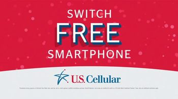 U.S. Cellular TV Spot, 'Holidays: Switch and Get the Latest Phones Free' - Thumbnail 9
