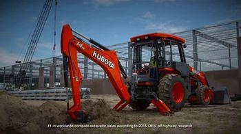 Kubota TV Spot, 'Attention to Detail: Zero APR Financing' - Thumbnail 5