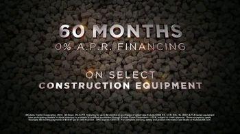 Kubota TV Spot, 'Attention to Detail: Zero APR Financing' - Thumbnail 6
