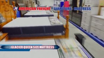 American Freight Black Friday 4 Day Sale TV Spot, 'Queen Mattress, Sofa and Table' - Thumbnail 3