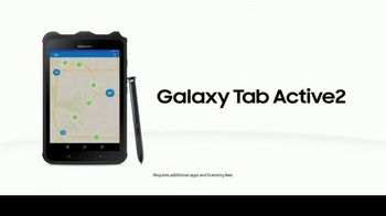 Samsung Galaxy Tab Active2 TV Spot, 'Connected Fleet Solutions: Delivery Service' - Thumbnail 9