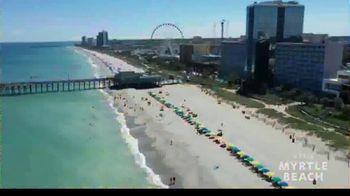 Visit Myrtle Beach TV Spot, 'The Good Life'