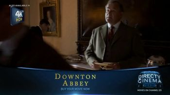 DIRECTV Cinema TV Spot, 'Downton Abbey'
