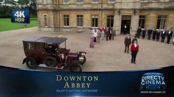 DIRECTV Cinema TV Spot, 'Downton Abbey' - Thumbnail 5