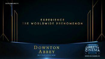 DIRECTV Cinema TV Spot, 'Downton Abbey' - Thumbnail 6