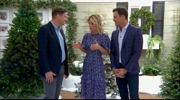 Balsam Hill TV Spot, 'Hallmark Channel: Vermont White Spruce With Light Show Technology'