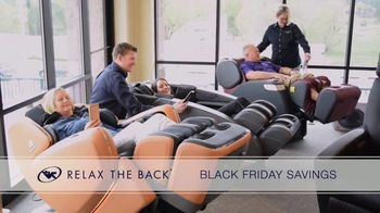Relax the Back Black Friday Savings TV Spot, '15% Off Storewide' - Thumbnail 2