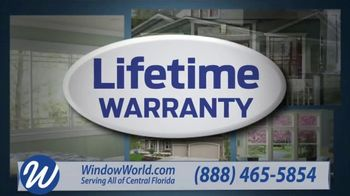 Window World TV Spot, 'Energy Efficient' - Thumbnail 7