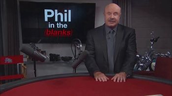 Dr. Phil Podcasts TV Spot, 'Thanks'