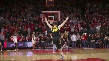 University of Iowa Athletics TV Spot, 'Hawkeye Basketball' - 58 commercial airings