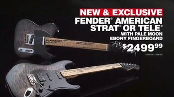 Guitar Center TV Spot, 'Black Friday Weekend: Fender American Strat' - Thumbnail 8