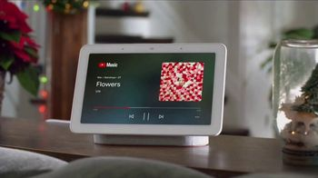 Google Nest Hub TV Spot, 'Holidays: Sock Candles: $79'